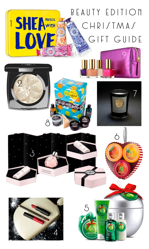 christams gift guide - BE