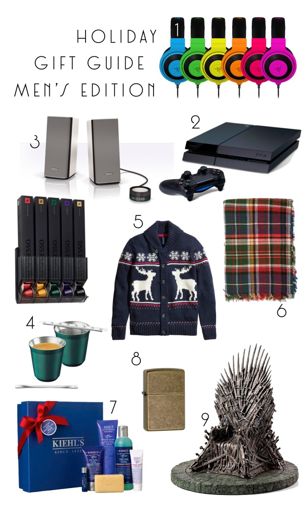 Christmas Gift Guide - HIS Edition