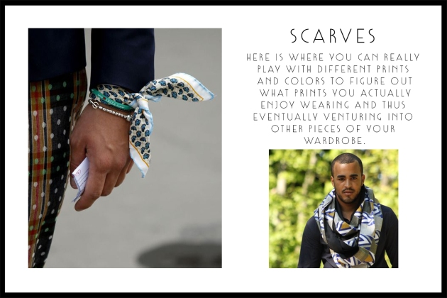 SCARVES-prints edition