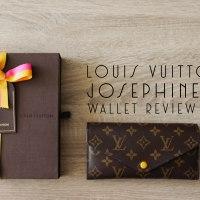 Louis Vuitton JOSEPHINE Wallet Review