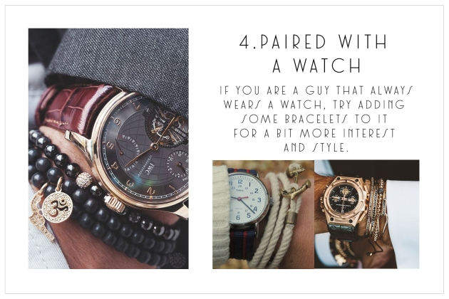 4.paired with a watch